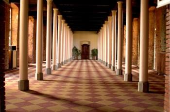 Salle des colonnes