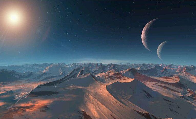 Exoplanet landscape
